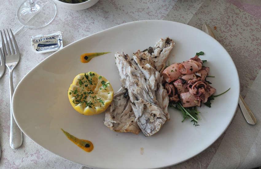 best food in gozo malta fag hag