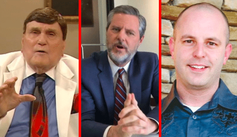 Jerry Falwell Jr. plus 6 other church leaders ensnared in
