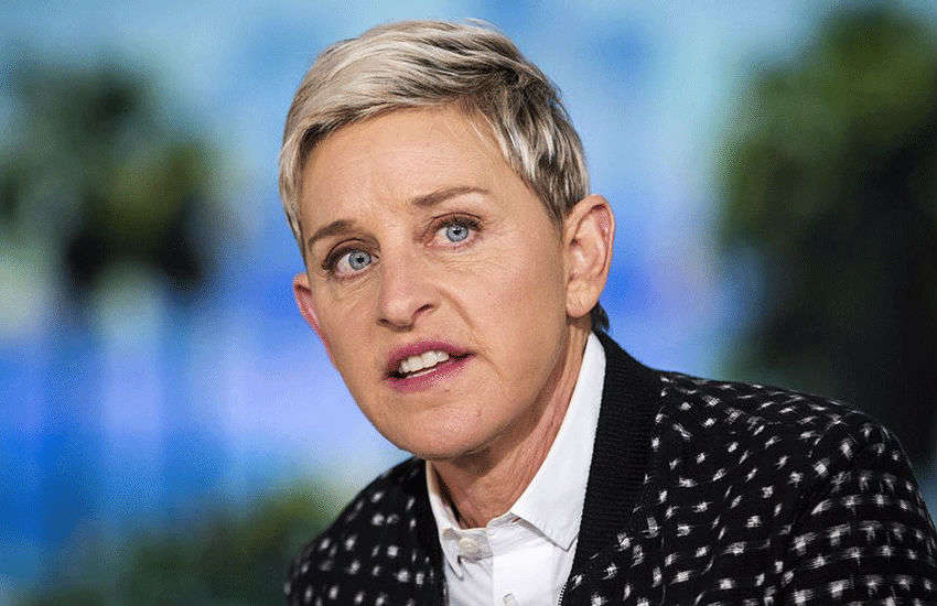 Ellen DeGeneres | Photo: NBC