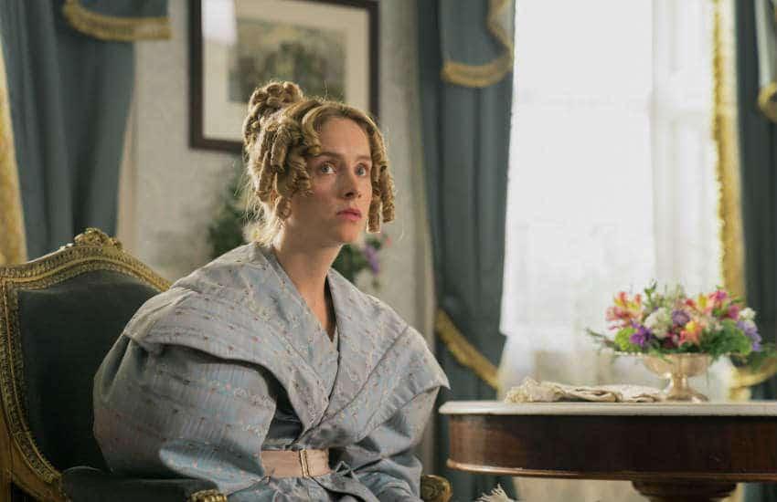 Sophie Rundle as Ann Walker.