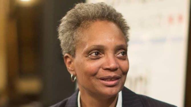 Lori Lightfoot, lesbian mayor, Chicago