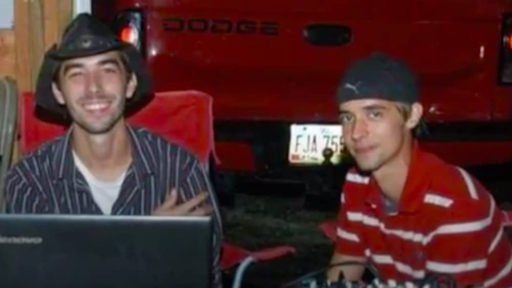 Nathan Paris, Brown County, Ohio, homophobia, shooting, burned car, vandalism