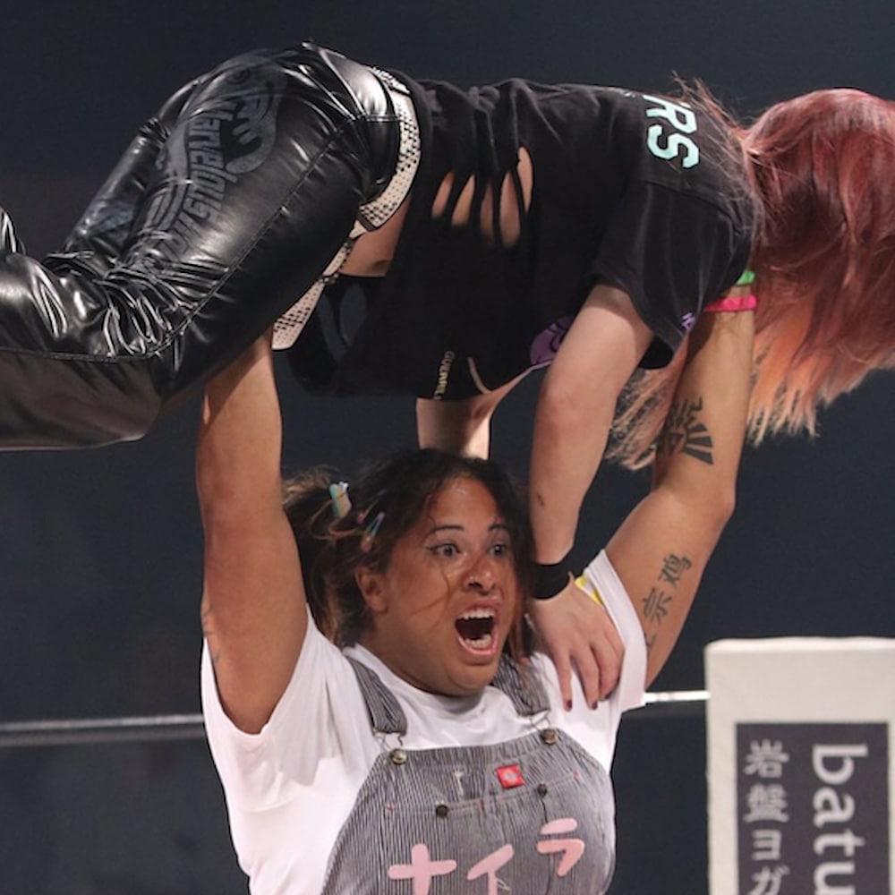 Nyla Rose, transgender wrestler