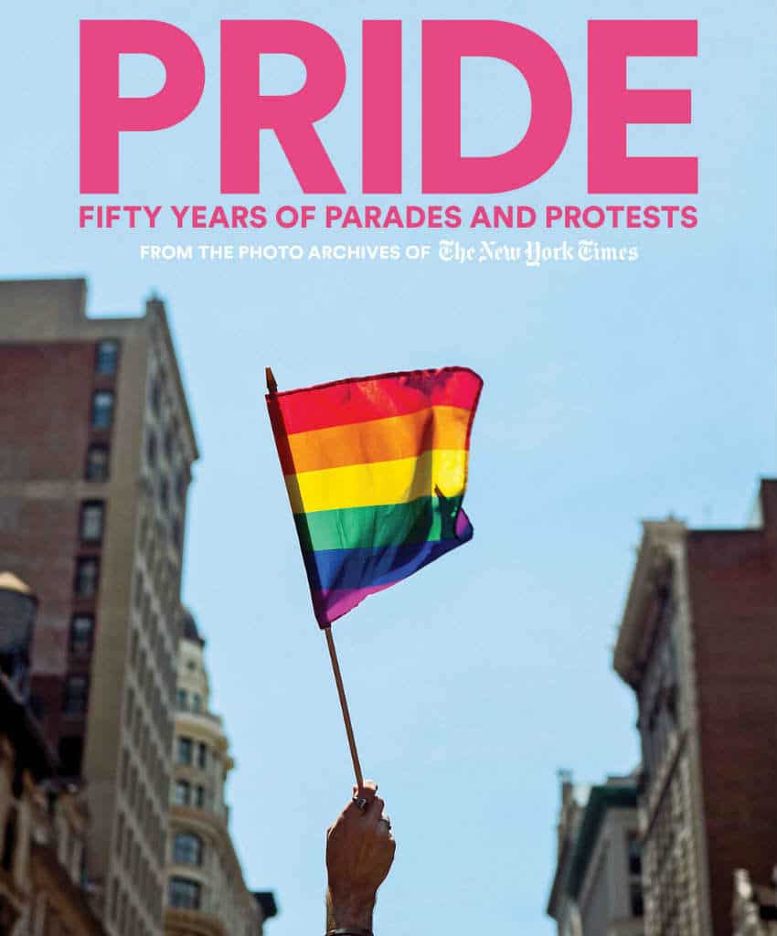 Cover of NYT Pride book