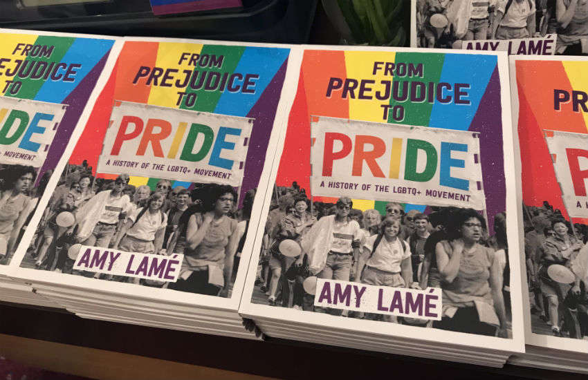 From Prejudice to Pride by Amy Lamé