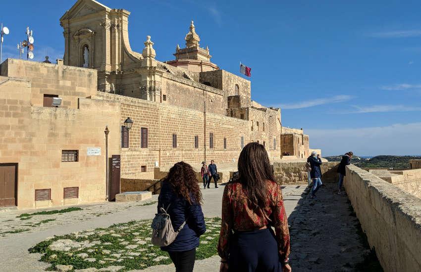 the citadel gozo malta gay friend