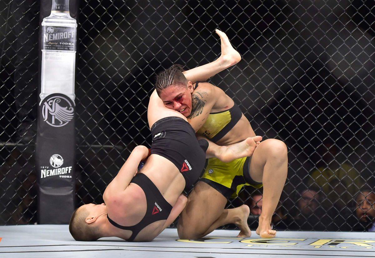 MMA: UFC 237- Namajunas vs Andrade