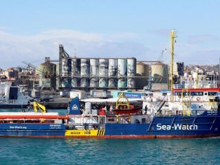 Defying Rome, migrant rescue ship Sea-Watch 3 enters Italian waters