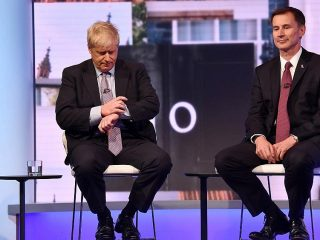 Watch live: Boris Johnson and Jeremy Hunt take questions at digital hustings