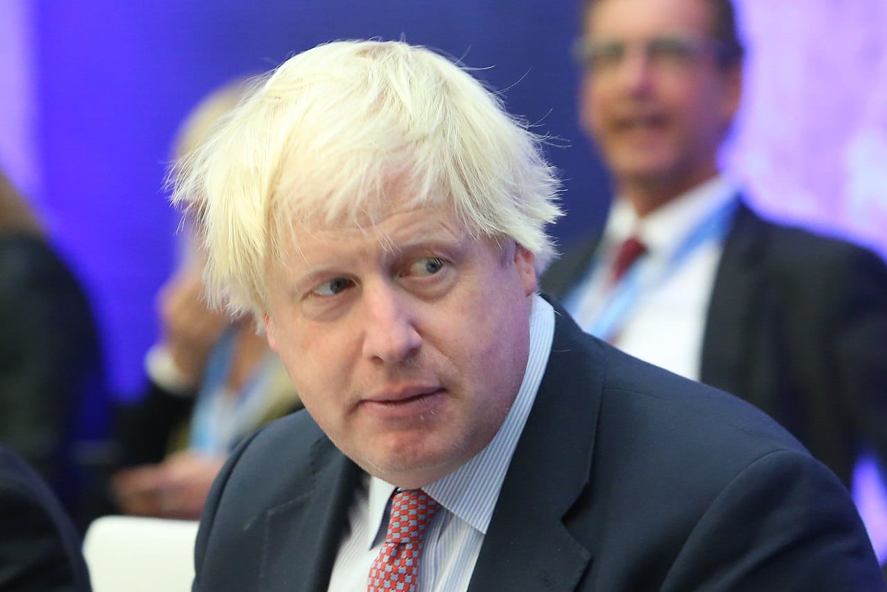 Conservative Boris Johnson LGBTI rights voting