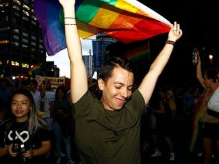 MPs aim for first gay weddings in January
