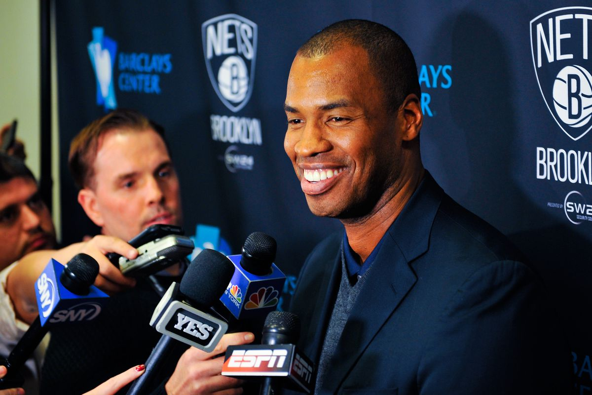 Jason Collins in November