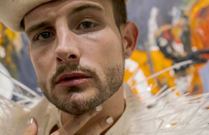 Non-binary actor Nico Tortorella