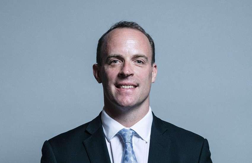 MP Dominic Raab