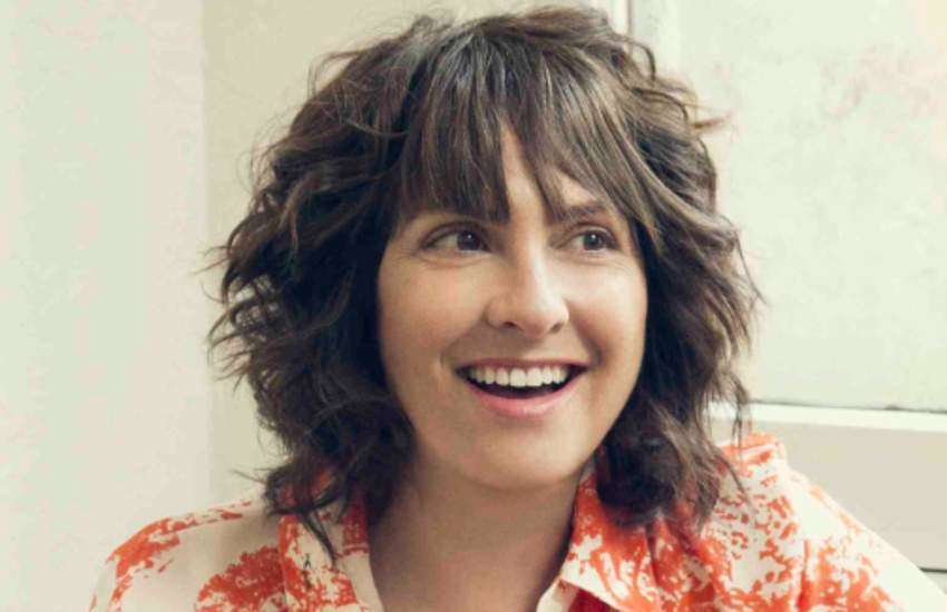 Non-binary writer and director Jill Soloway.