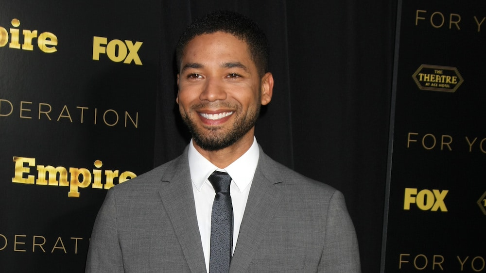 Jussie Smollett, 911 call