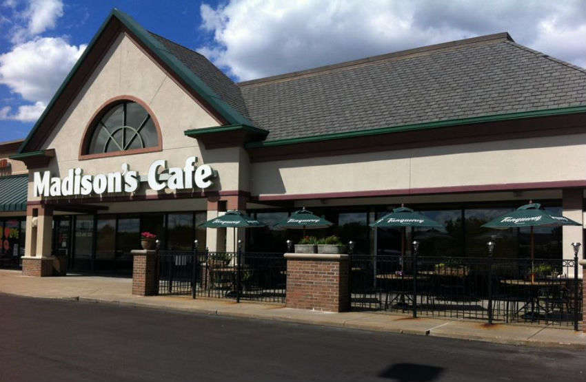 Madison's Café