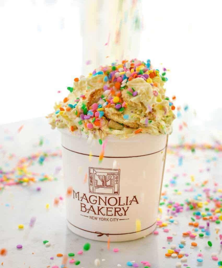 Pride Pudding. | Photo: Magnolia Bakery