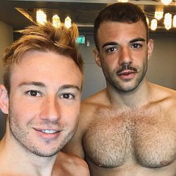 Retired Olympic gold medalist Diver Matthew Mitcham got engaged to Luke Rutherford in June 2019.
