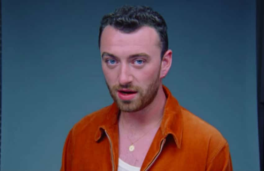 Sam Smith came out as non-binary in March 2019.