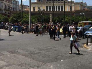 Earthquake hits near the Greek capital Athens