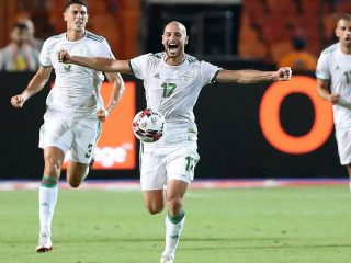 Algeria score early to beat Senegal 1-0 and lift their second African Cup of Nations.