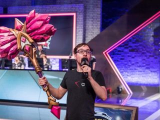 Gay esports caster James O'Leary's 'one big regret' is not being publicly out sooner