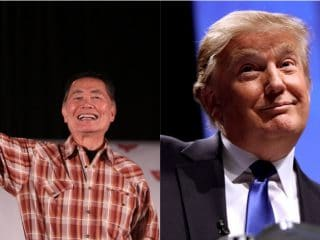 """George Takei says Trump administration has """"hit a new low"""" over racist rhetoric"""