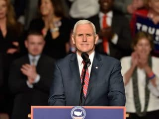 A gay-owned club is hosting a $35,000/couple fundraiser for Mike Pence