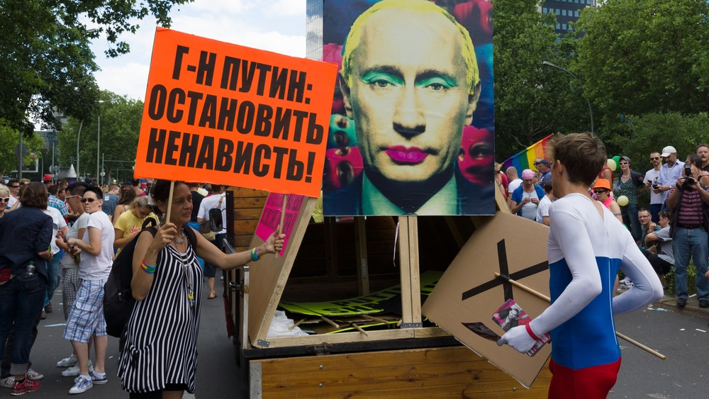 Russia, gay propaganda, adopted kids, family, gay men