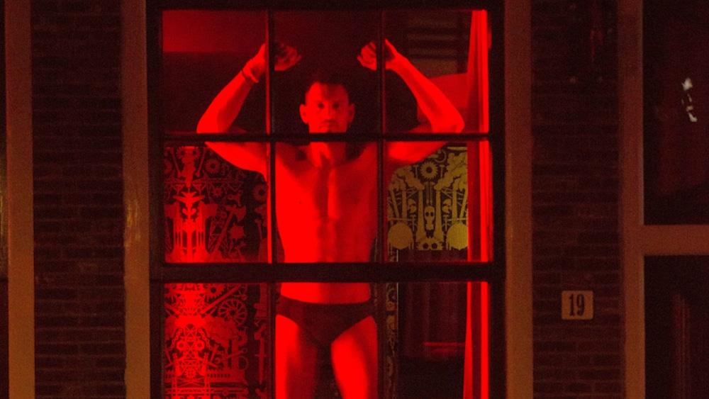male, sex worker, decriminalization, prostitution, Amsterdam