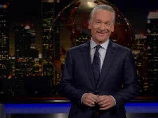 Bill Maher Under Fire For Homophobic Humour