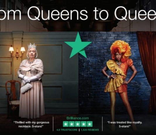 Trustpilot Queens to Queens Campaign