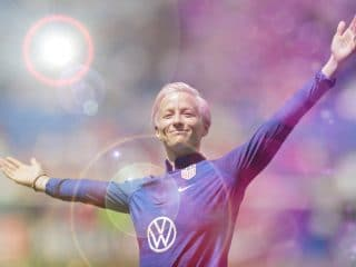 LGBTI Soccer Star Named Sports Illustrated Sportsperson of the Year