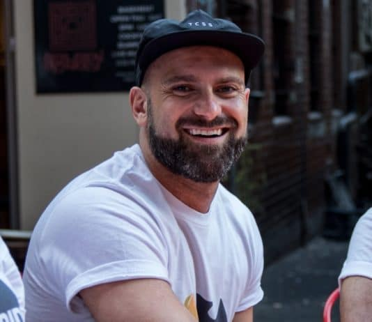 Mr Gay Pride Australia 2019 Rad Mitic - Photo Fred Lemarche (The Boy Project)