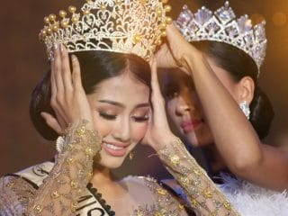 Swe Zin Htet Makes History As First Openly Lesbian Miss Universe Contestant