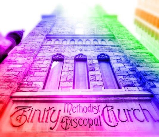 Methodist Church Splits over gay marriage